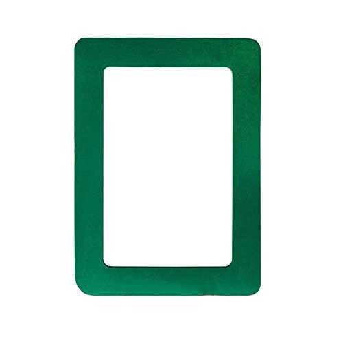 PMWLKJ Magnetici Colorati magnetici Photo Frame Photo Frame Frigorifero in PVC 160mm * 118mm...