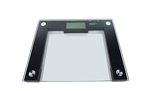 Báscula de baño báscula electrónica XXL vidrio templado MA592capacidad 250kg