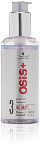 Schwarzkopf Professional Osis Big Blast Volumizing Gel Capilar - 200 ml