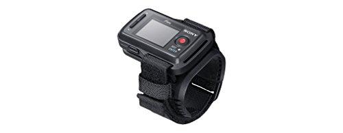Sony HDR-AZ1 - Action Cam Mini AZ1VR con Wi-fi y control remoto Live View y kit para bicicleta