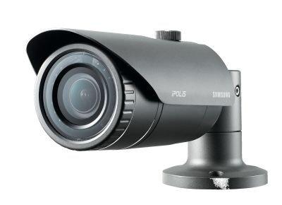 ss359-Samsung sno-l6083r 2MP HD 2.8-12mm varifocale CCTV telecamera bullet Per Giorno e Notte ICR H.264, MJPEG POE IR 20m IP660.3lux