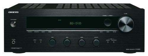ONKYO TX-8020B 90W Stereo Nero ricevitore AV