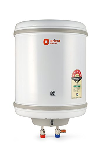 Orient Electric Aquaspring WS1502M 15 Litres- 2000 Watts Storage Water Heater (White)