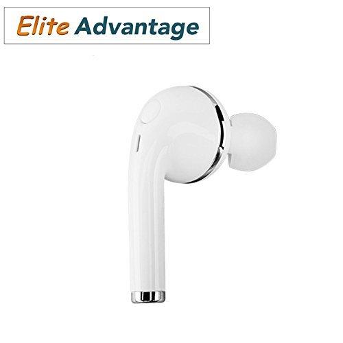 Captcha Single i7 Wireless Bluetooth Headset Ultralight Noise Isolation Stereo Headset