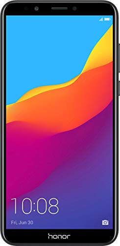 Honor 7C (Black, 3GB RAM, 32GB Storage)