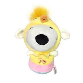 Wuhuizhenjingxiaobu Peluches, Regalos de muñecas, Soporte de muñecas de Cachorro, Vacaciones ,Diseño Mental ( Color : B )