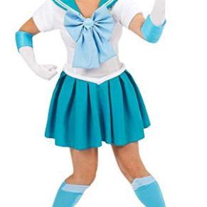 Sailor Moon Sailor Mercury Teen Halloween costume Size: Teen (japan import)