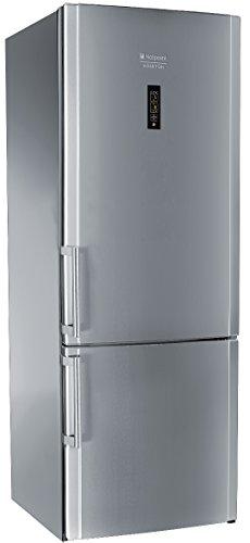 Hotpoint E2BYH 19323 F O3 Libera installazione 433L A++ Acciaio inossidabile frigorifero con...
