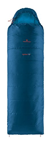 Ferrino, Lightec Shingle Sq, Sacco a pelo Unisex, Blu, L