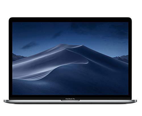 Apple MacBook Pro (15-inch Retina, Touch Bar, 2.6GHz 6-Core Intel Core i7, 16GB RAM, 512GB SSD) - Space Grey