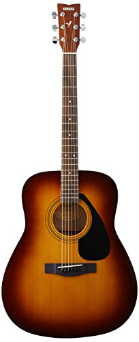 Yamaha F310 TBS 6-String Acoustic Guitar, Right-Handed, Tobacco Sunburst