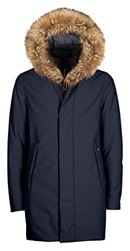 RRD Roberto Ricci Designs Uomo MOD. Winter Eskimo Fur N W18002FN 60.60 Blu 54
