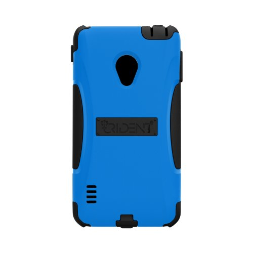 Trident Case AEGIS Series Protective for LG Lucid2 - Retail Packaging - Blue