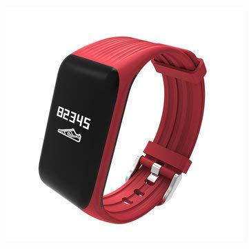 Generic K1 Fitness Continuous Heart Rate Monitor Tracker Ip68 Waterproof Smart Bracelet Watch