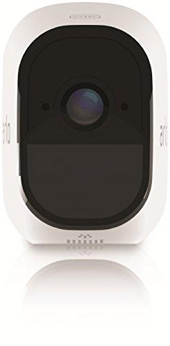 31tCUPKkIrL [Bon Plan Smarthome!]  Netgear - VMS4130-100EUS - Arlo Pro -  Pack de 1 Caméra, Smart caméra HD 720p, grand angle 100% Sans Fils - avec ba...