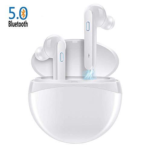 Cuffie senza fili Bluetooth 5.0 Stereo True Wireless sport Earbuds auricolari 40 Ore Playtime IPX4...