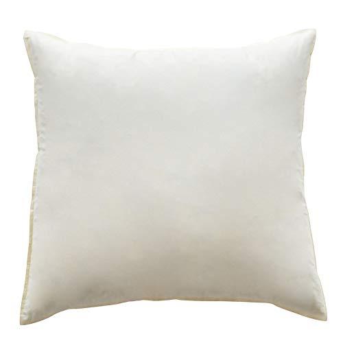 Mack Cuscini BASIC in piuma 80 x 80 cm ogni 1500 G imbottitura cuscino, cuscino interno, cuscino...