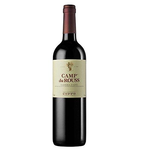 Coppo - Barbera D'Asti Superiore 'Camp Du Rouss'  - 3 Bottiglie da 0,75 lt.