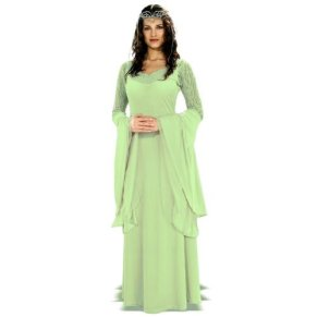 Rubies Costume Co Lord Of The Rings Queen Arwen Deluxe Adult Costume - One Size (disfraz)