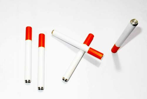 Metier 3-Inch Metal Cigarette Tobacco Pipes Smoking Pipe - 5 Pcs (Cigarette Smoking Pipes)