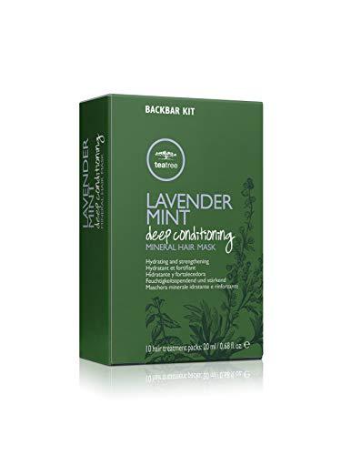Paul Mitchell Tea Tree Lavender Mint Deep Conditioning Mineral Hair Mask - Feuchtigkeits-Maske Für Trockenes, Geschädigtes Haar, Haar-Pflege