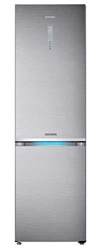 Samsung RB41J7859SRFrigorifero Combinato RB7000, 406 L, Inox Spazzolato [Classe di efficienza...