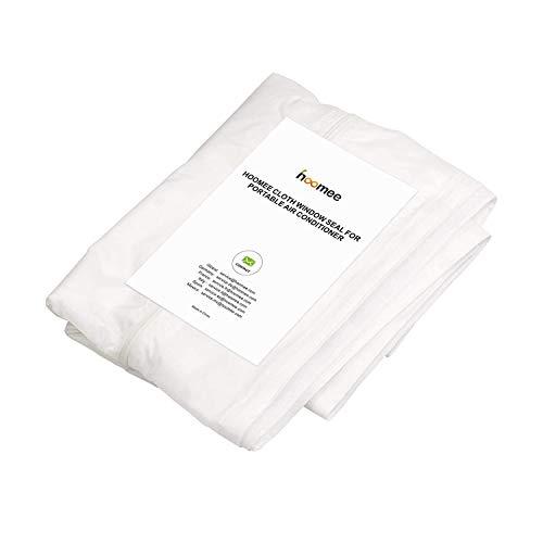 HOOMEE 300CM Guarnizione Universale per Finestre per Condizionatore Portatile, Asciugatrice –Per...
