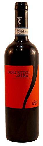 emanuele rolfo Dolcetto d'Alba Doc Senza solfiti aggiunti 2018 Confezione da 6 Bottiglie