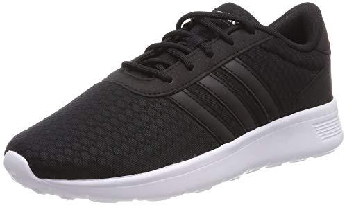 adidas Lite Racer, Damen Laufschuhe, Schwarz (Core Black/Ftwr White), 38 EU (5 UK)