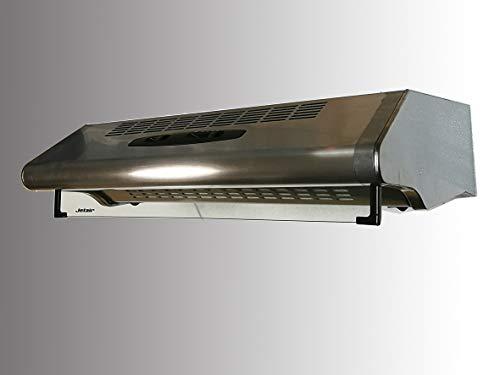 CAPPA FILTRANTE JETAIR MOD. FS302/50 1M INX AL. Larghezza 50cm(tipo di aspirazione convertibile(1...