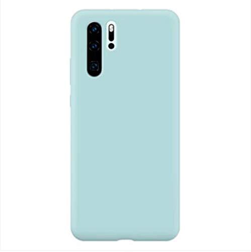 WLWLEO Coque de Protection en Silicone pour Huawei P30 Pro, Coque de Protection pour Huawei Original pour téléphone Portable Design Fashion ... 22