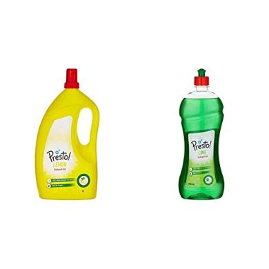 Amazon Brand - Presto! Dishwash Gel 22