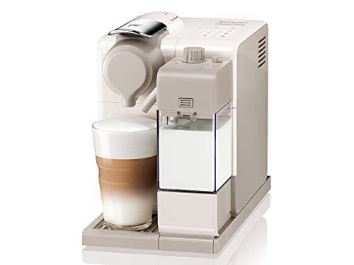 De'Longhi EN 560.W Nespresso Lattissima Touch Animation Macchina da Caffè, 1400 W, 19 bar, Beige