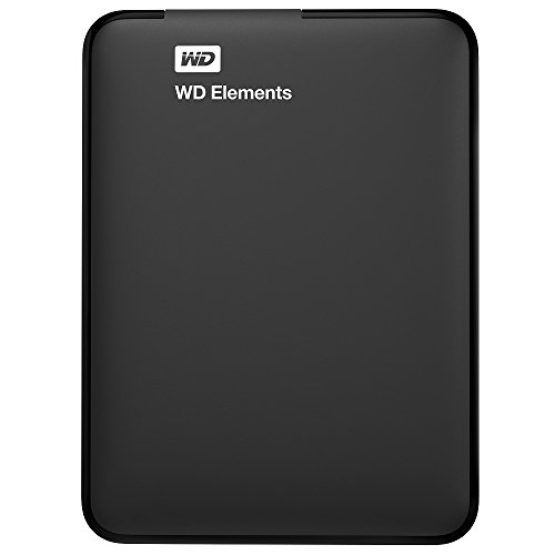 Western Digital Elements Portable 3.0 HDD Esterno, 3.50 Pollici, USB 3.0, 1000 Gb, Compatibilità...