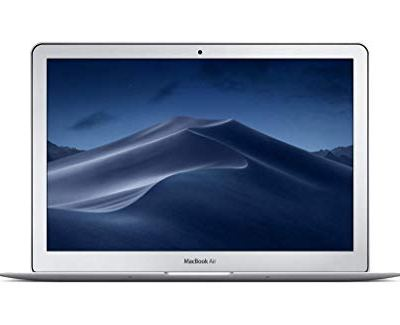 Apple Macbook Air (13″, Processore Intel Core i5 dual-core a 1,8GHz, 128GB) – Argento (Modello Precedente)