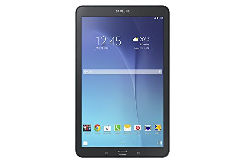 Samsung Galaxy E SM-T561NZKAINS Tablet (9.6 inch, 8GB, Wi-Fi+3G+Voice Calling), Metallic Black