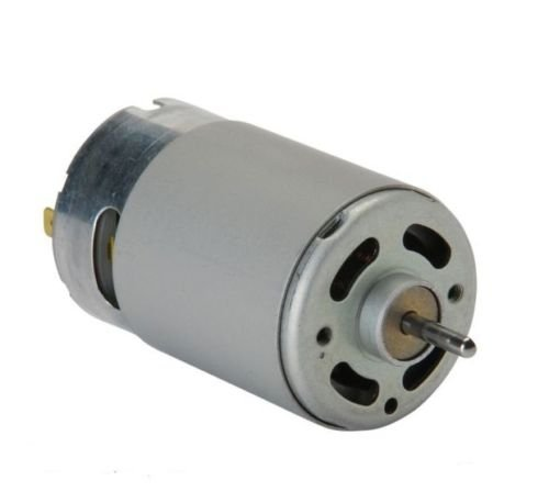 Themisto 12Volt DC Motor(Multipurpose Brushed Motor for DIY applications PCB Drill Pack OF (1 PC)