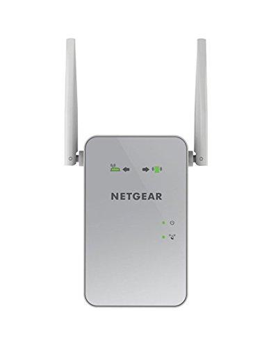 Netgear Ripetitore WiFi Wireless, Velocità Dual Band AC1200, WiFi Extender e Access Point,...