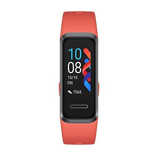 HUAWEI Band 4 Fitness Tracker con Schermo TFT a Colori da 0.96', Monitoraggio Continuo 24/7 con...