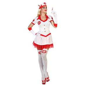 Atosa - 18299 - Disfraz - Disfraz En Enfermera - Adulto - Tamaño 2