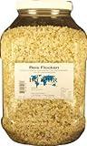 BIOPUR Bio Supplemento per cani fiocchi di riso, 1er Pack (1X 2000G)