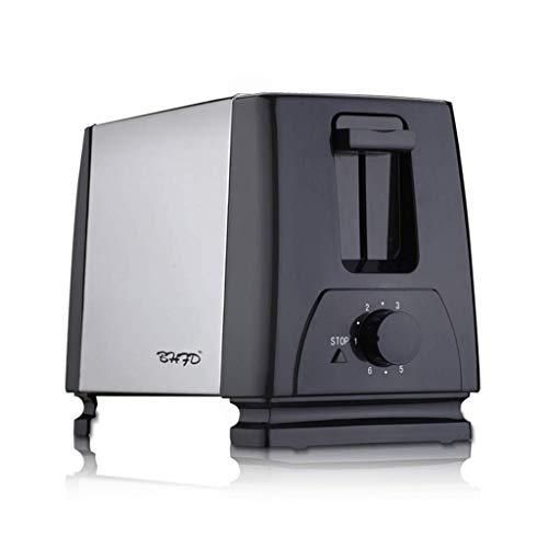 KIJUH Toaster 2 Slice Warm Rack Acciaio Inossidabile Spazzolato per la Prima Colazione Pane...
