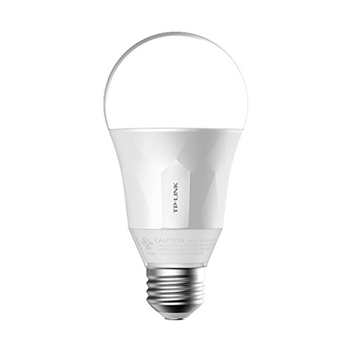 TP-Link LB100 Wi-Fi SmartLight 7W LED Bulb (Off-White) Compatible with Android, iOS, Amazon Alexa and Google Assistant