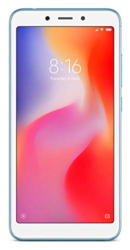 Redmi 6A (Blue, 2GB RAM, 32GB Storage)