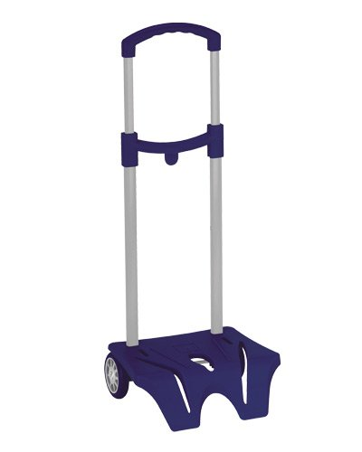 SJ Gang - Easy Trolley Seven Porta Zaino, Portata 15 Kg, Blu
