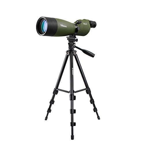 Svbony SV17 Cannocchiale 25-75x70 Oculare Dritto BAK4 Completamente Multistrato Ottica Impermeabile...