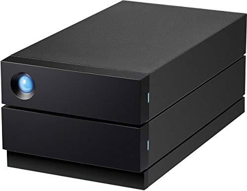LaCie - Hard disk esterno professionale per PC e Mac 8 TB