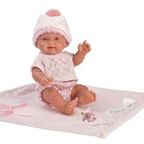 Llorens 26294 Llorens 26294 - Muñeca de bebé (26 cm), color beige