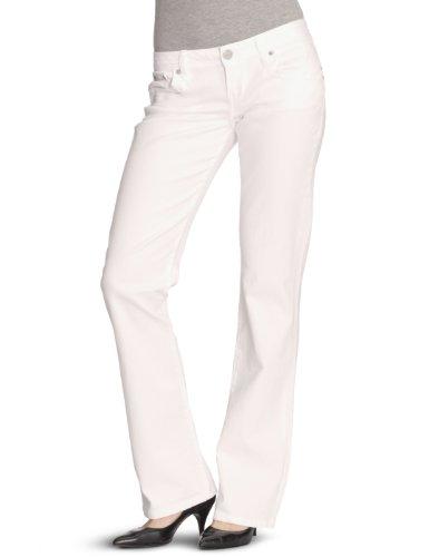 LTB Jeans Damen Valerie Jeans, Weiß (White 100), W26/L30