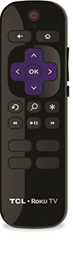 TCL BRC64 Enhanced RF Remote Control for Roku TV